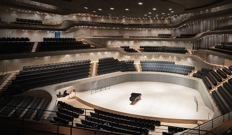 Concert Hall Sound-absorbing Acoustic Design